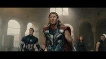 Robert Downey Jr., Chris Evans In 'Avengers: Age of Ultron' First Trailer