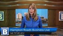 Hampton Roads Business Live Chesapeake 5 Star Rating        Superb         Five Star Review by Frank C.