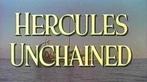 Hercules Unchained (1959) Steve Reeves, Sylva Koscina, Sylvia Lopez.  Sword and Sandal