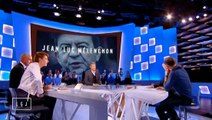 Le Grand Journal - Jean-luc Mélenchon face à Natacha Polony