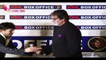 Kamaal R Khan's 'Happy New Year' Review: Big B says 'KRK Speaks from his Heart'
