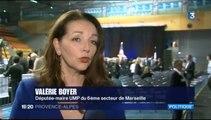 """Valérie Boyer - """"Je fais le choix de Nicolas Sarkozy"""" (JT Fr3 Provence-Alpes)"""