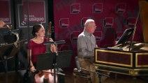 Sarabande, Menuet et Passepied de Gaspard Leroux par William Christie, Florence Malgoire    ,  Le live de la matinale