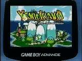 Yoshi's Island : Super Mario Advance 3 - Gameplay