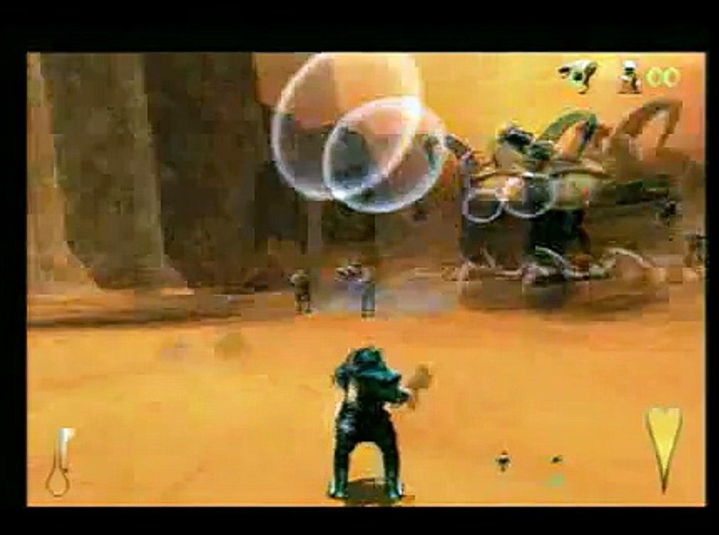 Giants : Citizen Kabuto - Gameplay Meccaryn