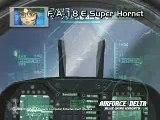 Deadly Skies III - Types d'avions