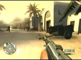 Call of Duty 2 : Big Red One - Charger, décharger...