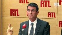 """Manuel Valls: """"Moi je fais du Valls"""""""