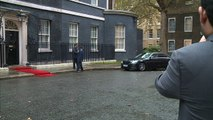 PM hosts Qatar's head of state for lunch in Downing Street