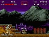 Haunted Castle - Gameplay - arcade