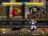 Touki Denshou - Angel Eyes - Gameplay - arcade