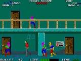 Rolling Thunder - Gameplay - arcade