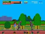 Wonder Momo - Gameplay - arcade