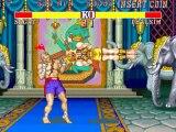 Street Fighter II' : Champion Edition - Gameplay - arcade