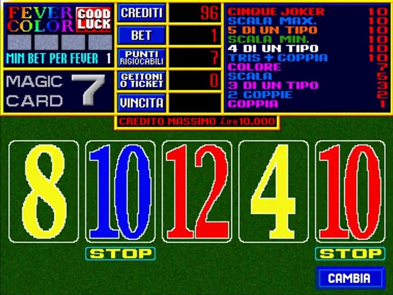 Casino Fever - Gameplay - arcade