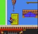 Woody Woodpecker - Gameplay - gbc