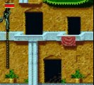 The Mask of Zorro - Gameplay - gbc
