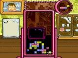 Tetris 2 - Gameplay - snes