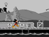 Mickey Mania : The Timeless Adventures of Mickey Mouse - Gameplay - snes