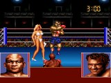 George Foreman's KO Boxing - Gameplay - snes