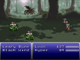 Final Fantasy VI - Gameplay - snes