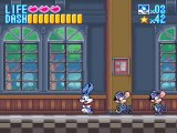 Tiny Toon Adventures : Buster Busts Loose! - Gameplay - snes