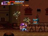 Nightmare Busters - Gameplay - snes