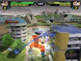 Dragon Ball Z : Budokai Tenkaichi 2 - Gameplay - ps2