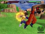 Dragon Ball Z : Budokai Tenkaichi - Gameplay - ps2
