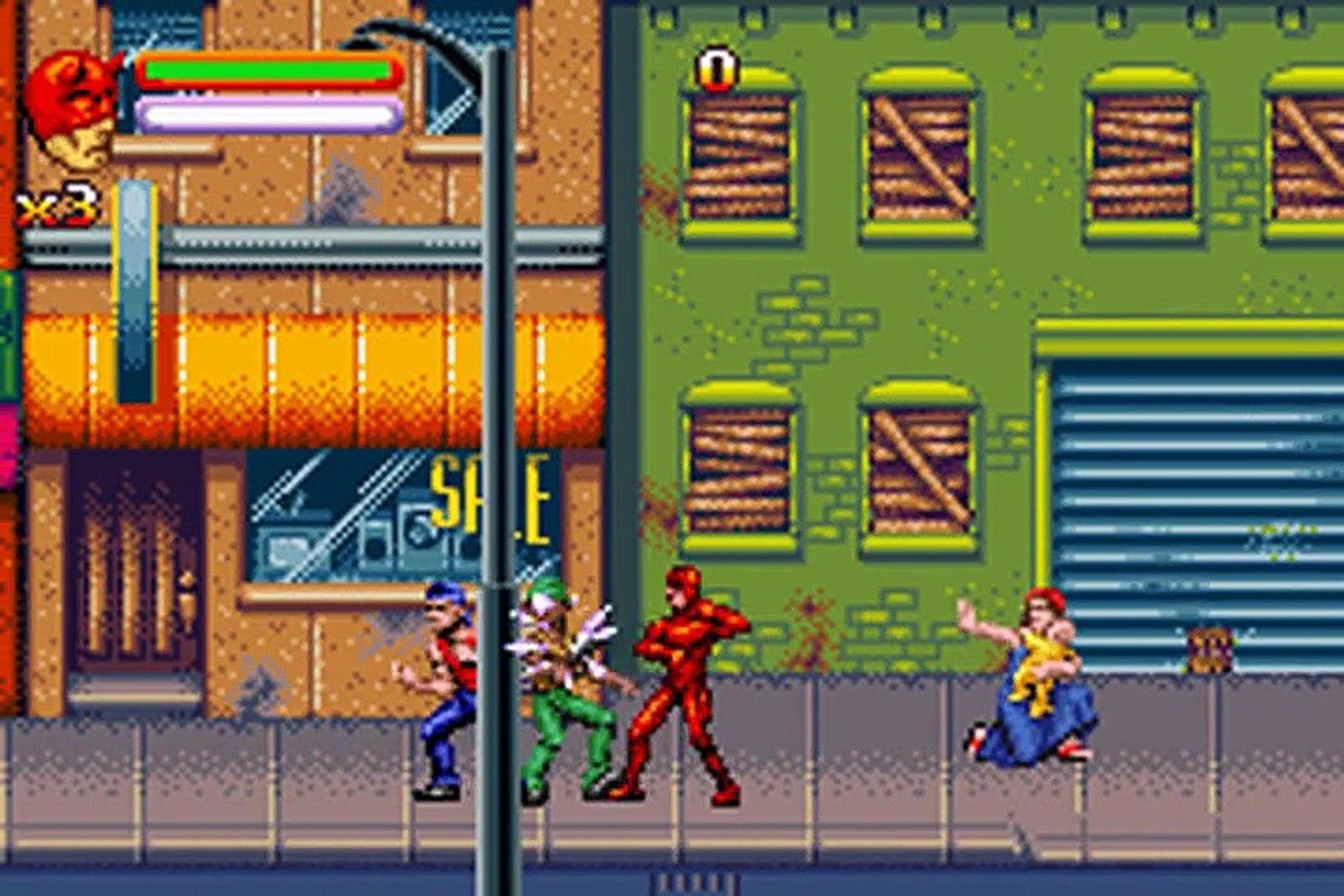 Daredevil GBA ROM #4