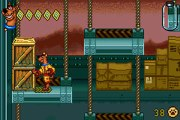 Scooby-Doo! - Unmasked - Gameplay - gba