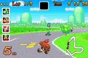 Mario Kart : Super Circuit - Gameplay - gba