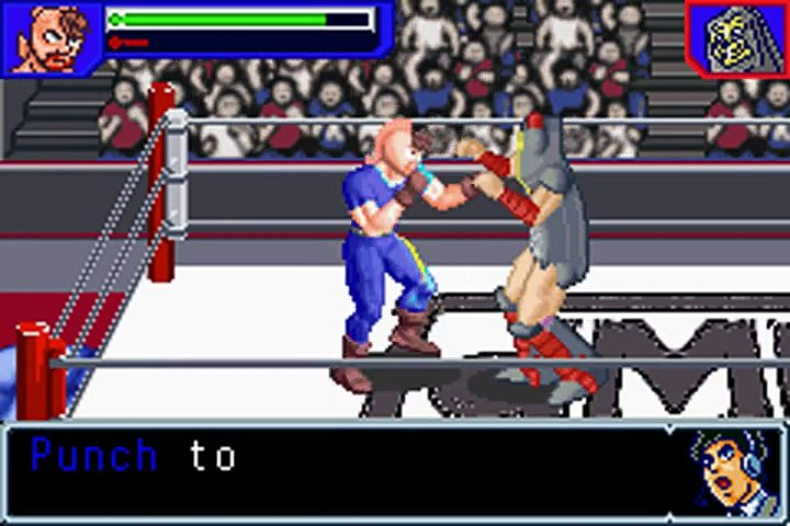 Ultimate Muscle GBA ROM #22