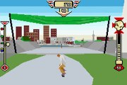 Tony Hawk's Downhill Jam - Gameplay - gba