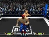 WCW vs. nWo - World Tour - Gameplay - n64