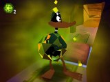 Duck Dodgers starring Daffy Duck - Gameplay - n64