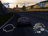 Automobili Lamborghini - Gameplay - n64
