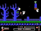 The Addams Family - Gameplay - nes