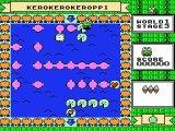 Kero Kero Keroppi no Daibouken - Gameplay - nes
