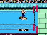 WCW World Championship Wrestling - Gameplay - nes