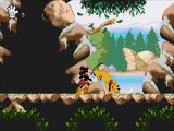 Mickey Mania - The Timeless Adventures of Mickey Mouse - Gameplay - megadrive