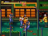 Streets of Rage 2 - Gameplay - megadrive