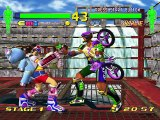 Fighting Vipers 2 - Gameplay - dreamcast