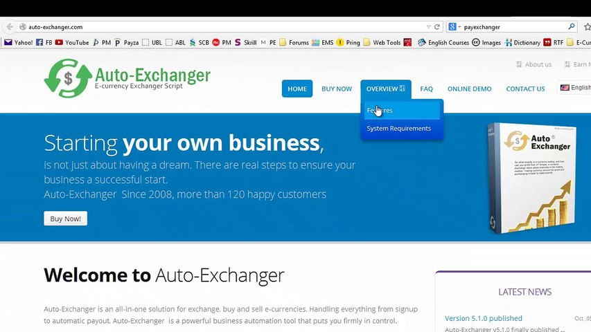 Scam - Auto-exchanger Script Review - video dailymotion