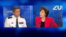 Mort de Rémi Fraisse: Denis Favier, directeur général de la gendarmerie, invité de BFMTV