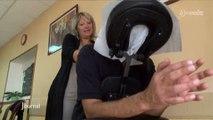Réflexologie : Des massages au resto ou au travail (Vendée)