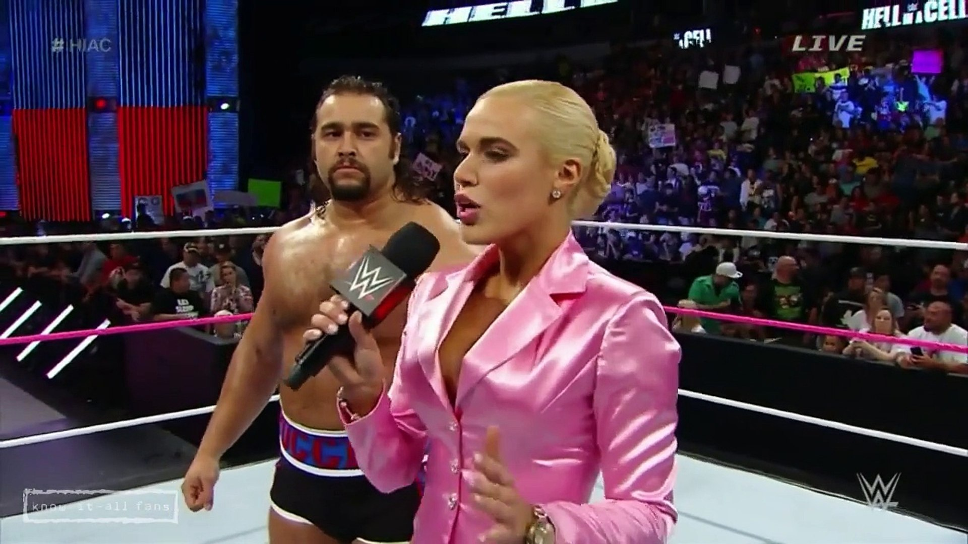 WWE Hell In A Cell 10/26/14 - Big Show vs Rusev - [Know-It-All Fans] Live Commentary