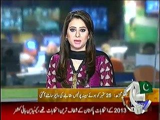Unseen Video of Fake Police Encounter in Muzaffargarh