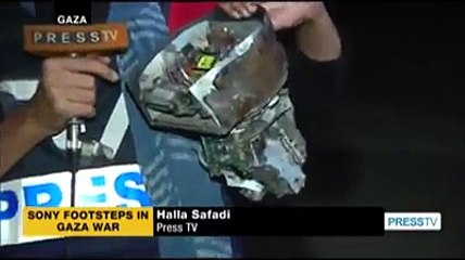 Press TV exclusive - Sony helps Israel in Gaza offensive