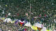Fiorentina - Udinese 3-0 29/10/14 Tifo Ultras Viola